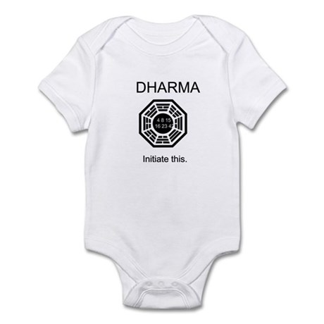 Dharma - Initiate This Infant Bodysuit