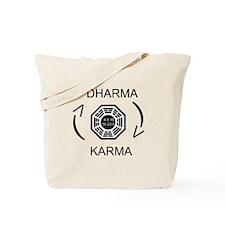 Dharma - Karma Tote Bag