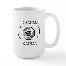 Dharma - Karma Mug