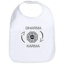 Dharma - Karma Bib
