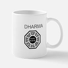Dharma Logo Small Small Mug