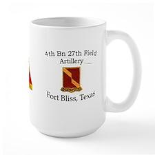4th Bn 27th FA Mug