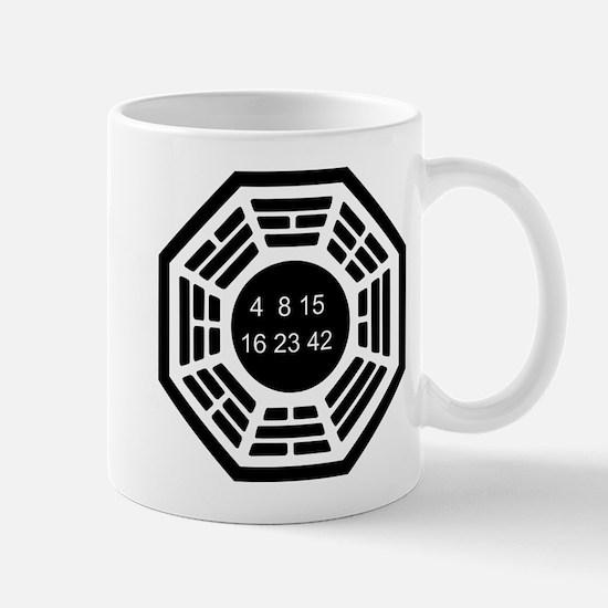 Dharma Logo Solo Mug
