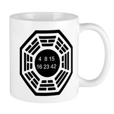 Dharma Logo Solo Small Mug