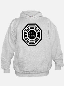 Dharma Logo Solo Hoodie