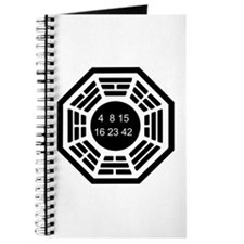 Dharma Logo Solo Journal