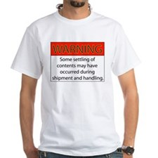 Settling of Contents Shirt
