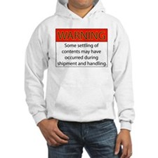 Settling of Contents Hoodie