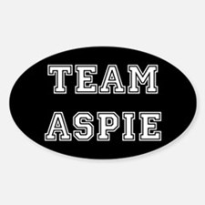 Team Aspie Bumper Stickers