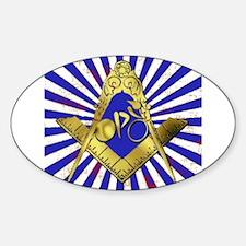 Freemason Cycling Club Decal