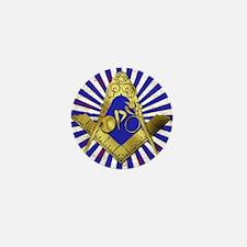Freemason Cycling Club Mini Button