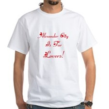 Alexander City Is For Lovers! Shirt