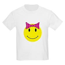 Happy Face Girl T-Shirt