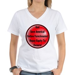 Outlaw Foreclosures Shirt