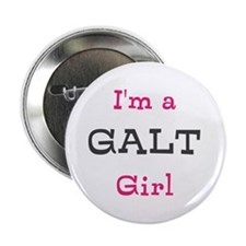 "Galt Girl 2.25"" Button"