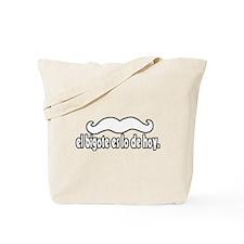 Bigote Tote Bag