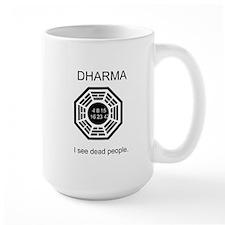 Dharma - I see dead people Mug
