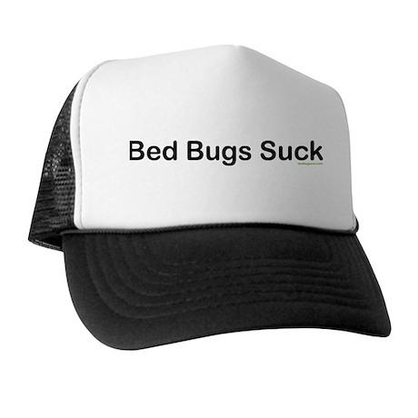 Bed Bugs Suck Trucker Hat