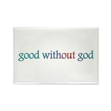 Good without god Rectangle Magnet