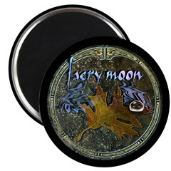 "Faery Moon: 2.25"" Magnet (10 pack)"