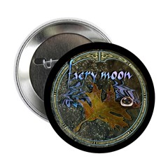 """Faery Moon: 2.25"""" Button (10 pack)"""