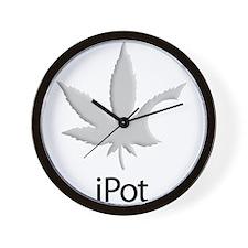 iPot Wall Clock