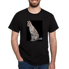 Black Kiara Stuff Black T-Shirt