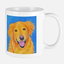 """Sydney"" Golden Mug"