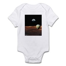 Fly Me to the Moon Infant Bodysuit