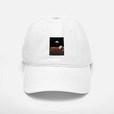 Fly Me to the Moon Baseball Baseball Cap