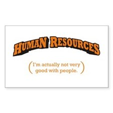 HR / People Decal
