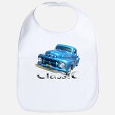 classic ford truck Bib