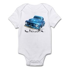 classic ford truck Infant Bodysuit