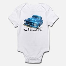 classic ford truck Infant Bodysuit