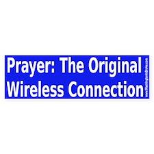 Prayer: Bumper Sticker