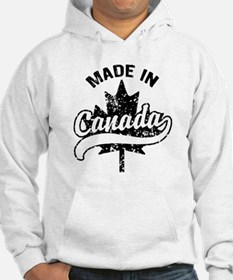 Made In Canada Hoodie Sweatshirt