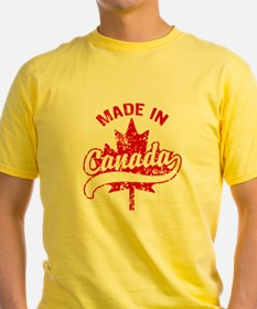 Made In Canada T