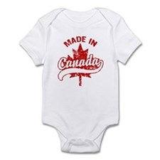 Made In Canada Onesie