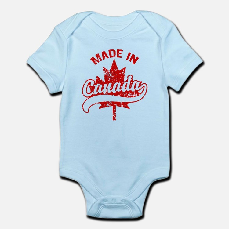 Made In Canada Infant Bodysuit