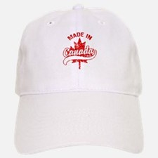 Made In Canada Baseball Baseball Cap