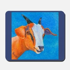 Goat #1 Mousepad