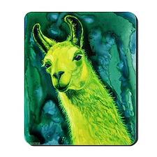 Llama Mousepad