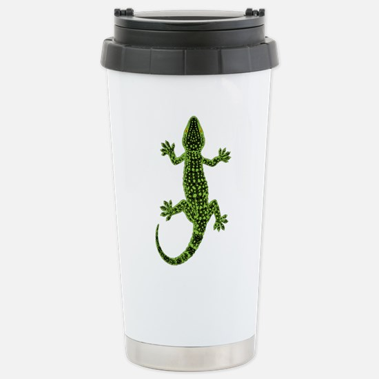 Gecko Stainless Steel Travel Mug