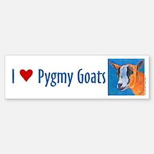 Goat #2 Bumper Bumper Bumper Sticker