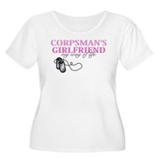 Corpsmans Girlfriend, my way of life T-Shirt