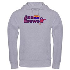 Jan Brewer T-Shirt Jumper Hoody