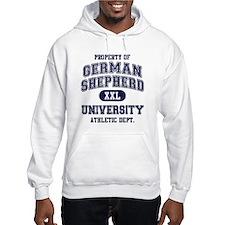 German Shepherd University Hoodie