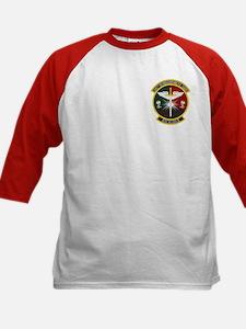 596th Bomb Squadron Kid's Baseball Jersey