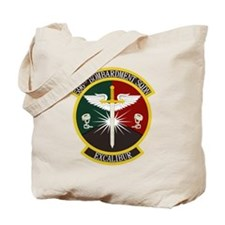596th Bomb Squadron Tote Bag