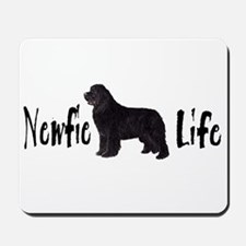 Newfie Life Mousepad